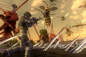 Earth Defense Force 2025 Screenshot