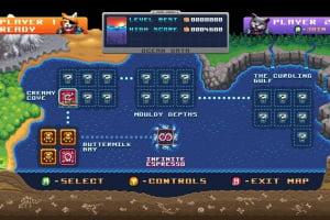 Aqua Kitty - Milk Mine Defender Screenshot