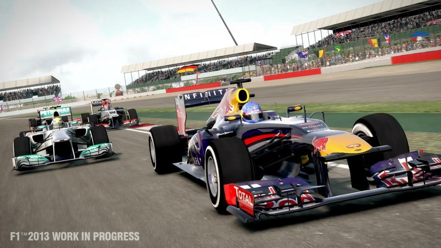 F1 2013 Review - Screenshot 1 of 3