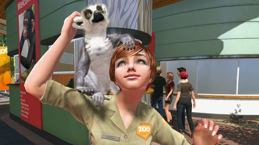 Zoo Tycoon Review - Screenshot 1 of 3