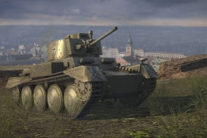 World of Tanks: Xbox 360 Edition Screenshot
