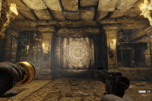 Deadfall Adventures Screenshot