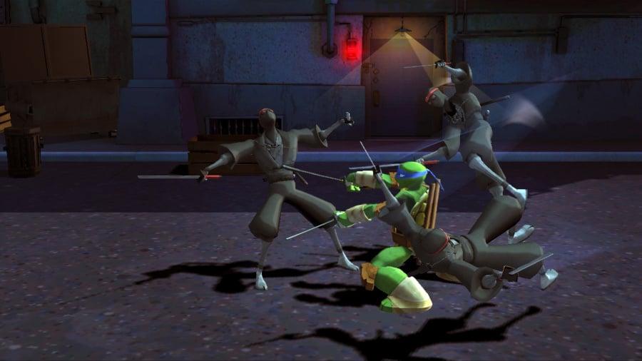 Teenage Mutant Ninja Turtles Review - Screenshot 1 of 4