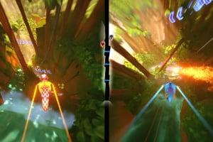 Freefall Racers Screenshot