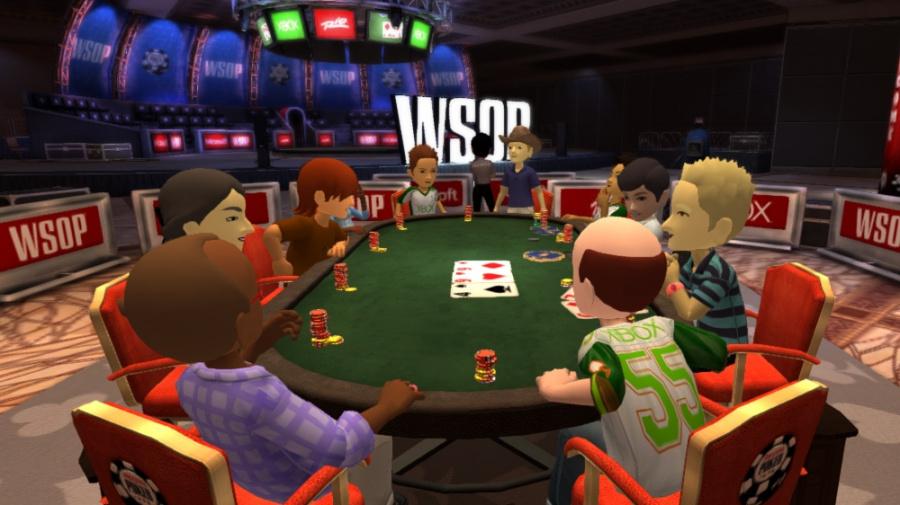 World Series of Poker: Full House Pro Review - Screenshot 1 of 3