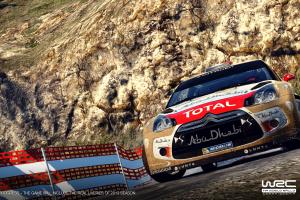 WRC 4 Screenshot