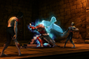Castlevania: Lords of Shadow – Mirror of Fate HD Screenshot
