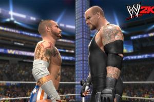 WWE 2K14 Screenshot