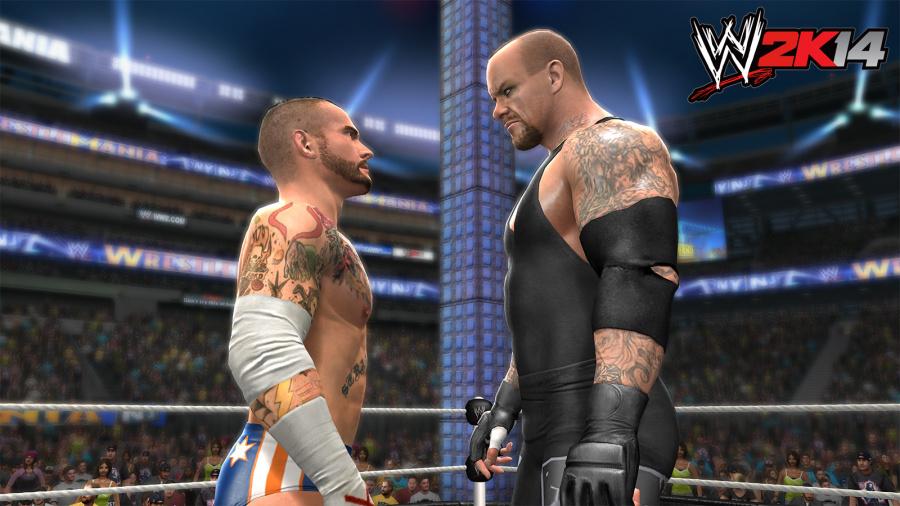 WWE 2K14 Review - Screenshot 1 of 4