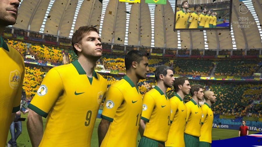 2014 FIFA World Cup Brazil Review - Screenshot 1 of 4