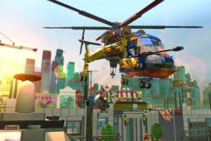 The LEGO Movie Videogame Screenshot