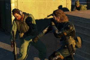 Metal Gear Solid 5: Ground Zeroes Screenshot