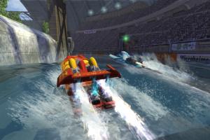 Hydro Thunder Hurricane Screenshot