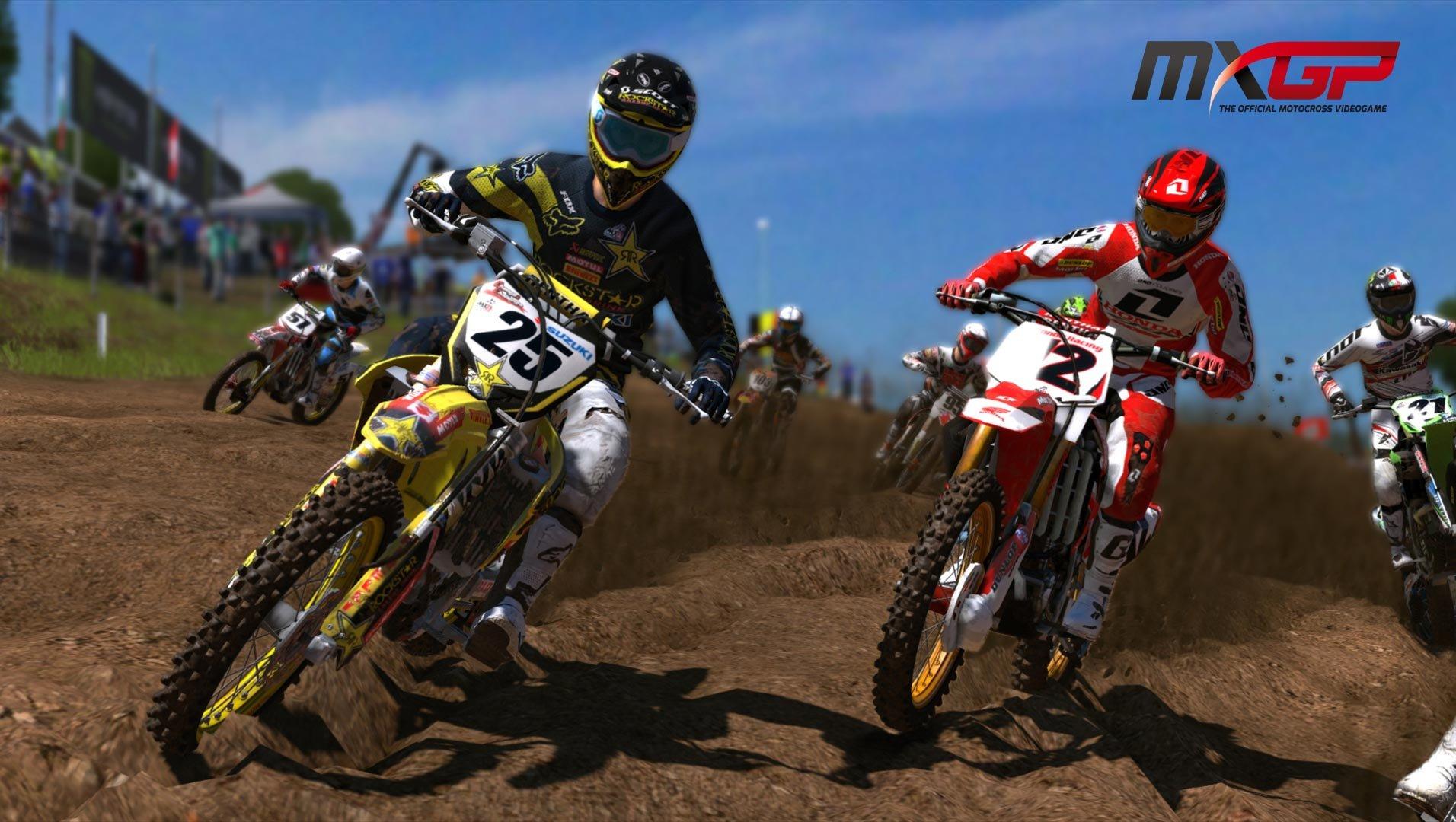motocross online game
