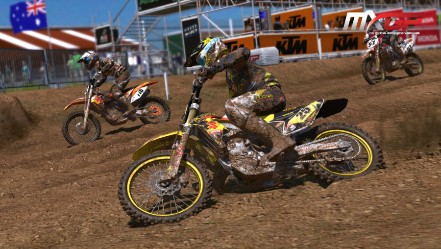 MXGP: The Official Motocross Game Review - Screenshot 1 of 3