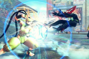 Ultra Street Fighter IV Screenshot