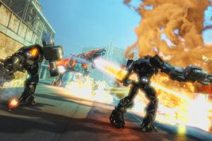 Transformers: Rise of The Dark Spark Screenshot