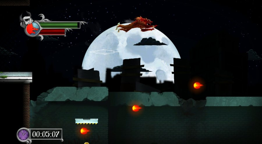 Blood of The Werewolf Review - Screenshot 1 of 5