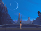 Another World: 20th Anniversary Edition Screenshot