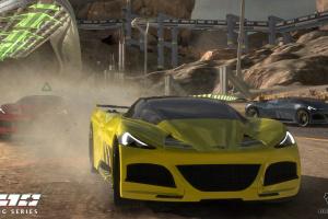 Calibre 10 Racing Series Screenshot