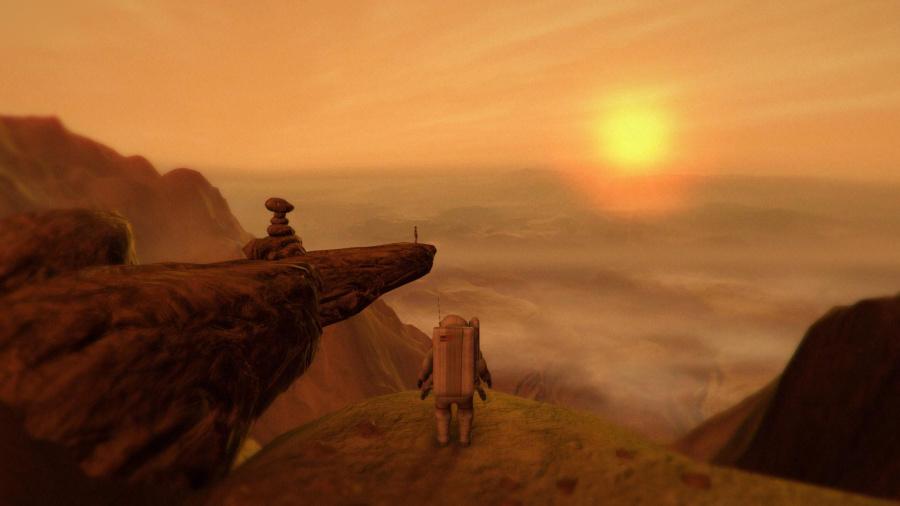 Lifeless Planet: Premier Edition Review - Screenshot 1 of 4