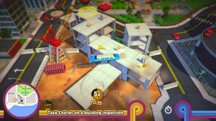 Roundabout Review - Screenshot 1 of 4
