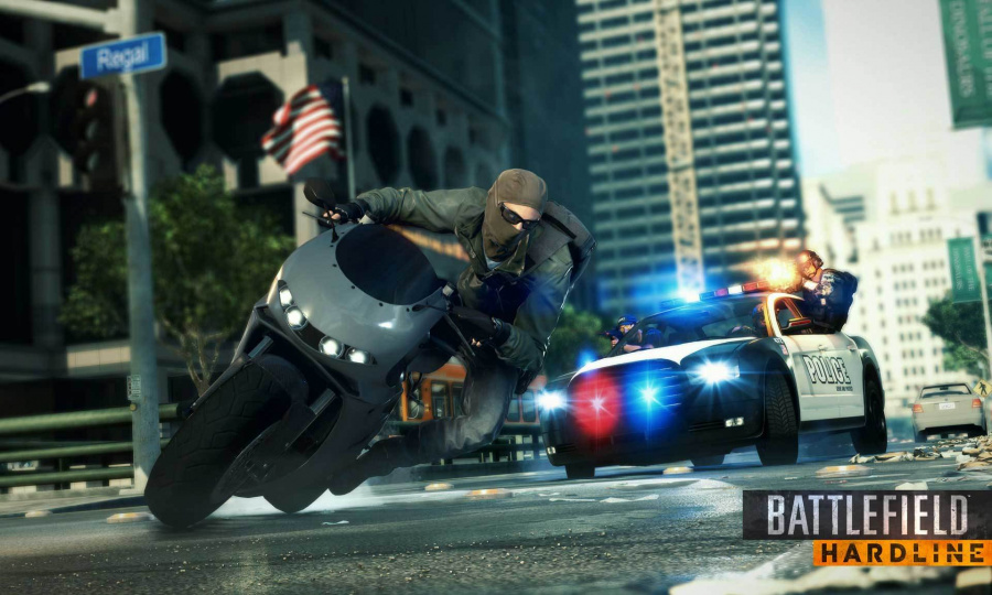 Battlefield: Hardline Review - Screenshot 1 of 5