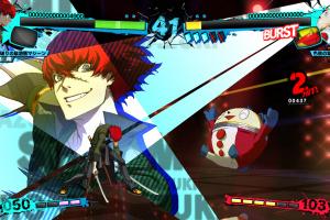 Persona 4 Arena Ultimax Screenshot