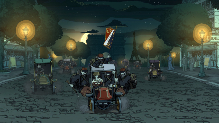 Valiant Hearts: The Great War Review - Screenshot 1 of 4