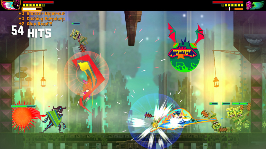 Guacamelee: Super Turbo Championship Edition Review - Screenshot 1 of 7