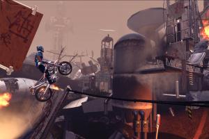 Trials Fusion - Riders of the Rustlands Screenshot