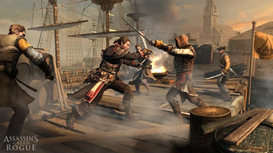 Assassin's Creed Rogue Review - Screenshot 1 of 4