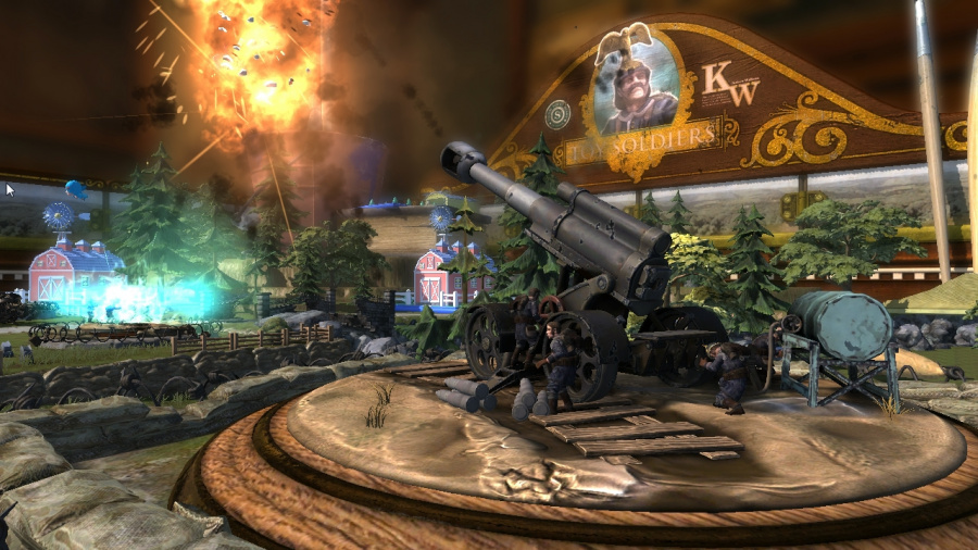 Toy Soldiers: War Chest Review - Screenshot 1 of 3