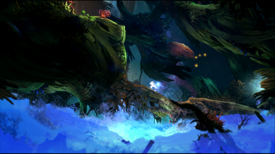 Ori and the Blind Forest Review - Screenshot 1 of 6