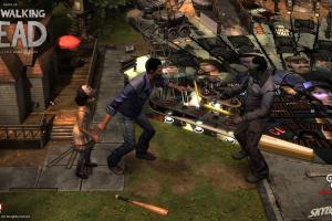 Pinball FX2 - The Walking Dead Screenshot