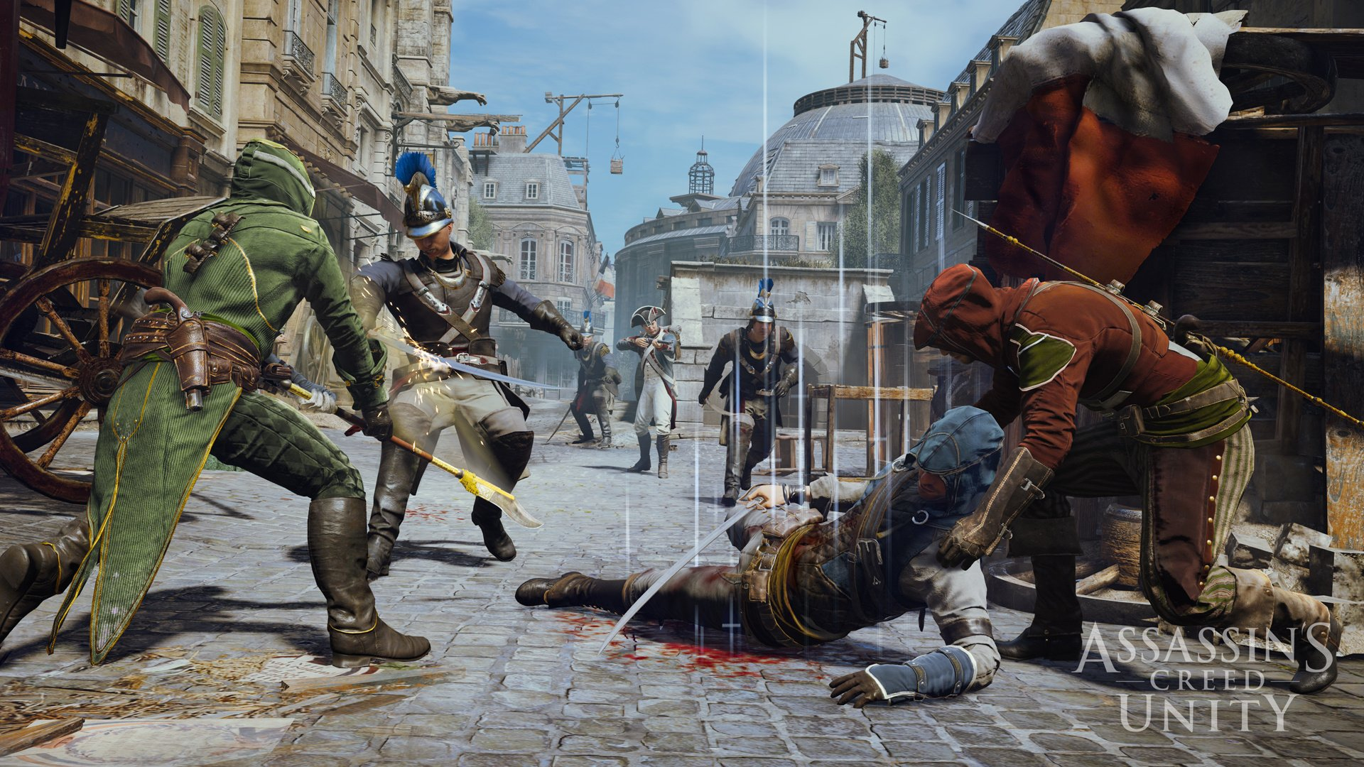 Assassin s creed unity review next available slot assassin s creed - Divided You Ll Fall When You Load Up An Assassin S Creed Title