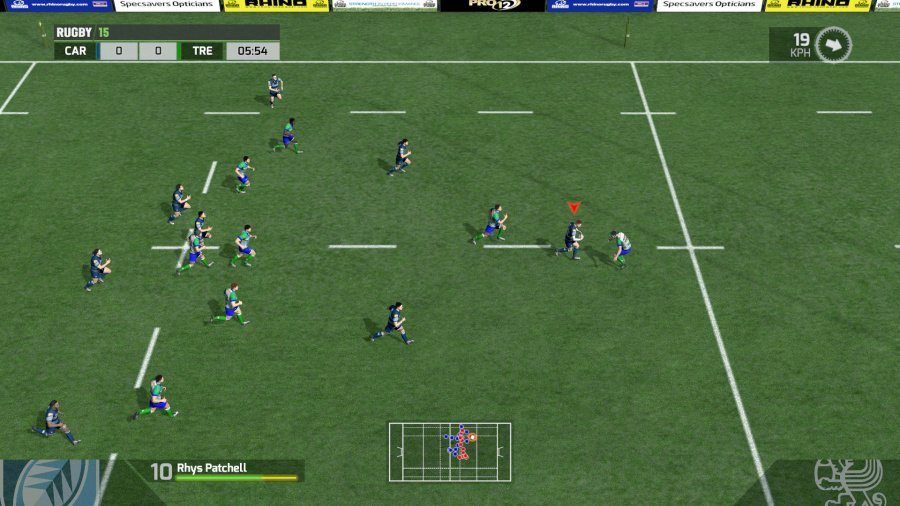 Rugby 15 Review - Screenshot 1 of 4