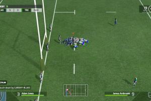 Rugby 15 Screenshot