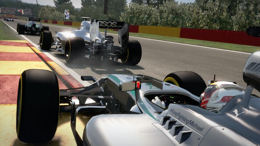 F1 2014 Review - Screenshot 1 of 6