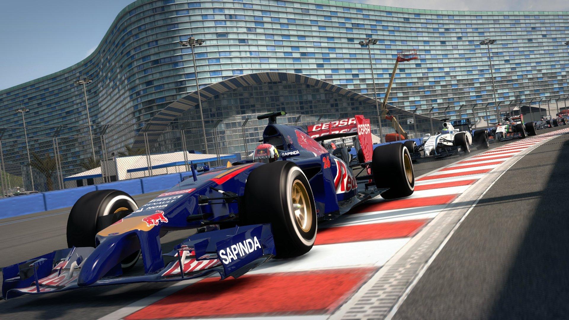 F1 2014 (Xbox 360) News, Reviews, Screenshots, Trailers