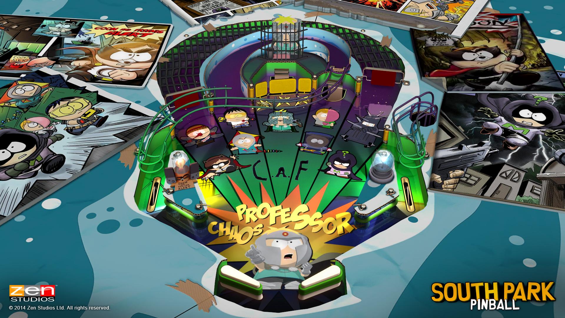 xbox one pinball fx2 south park screenshots pinball fx2 south park