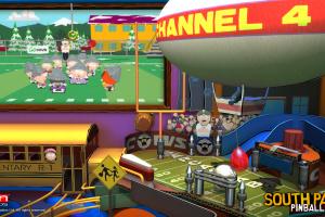 Pinball FX2 - South Park Screenshot