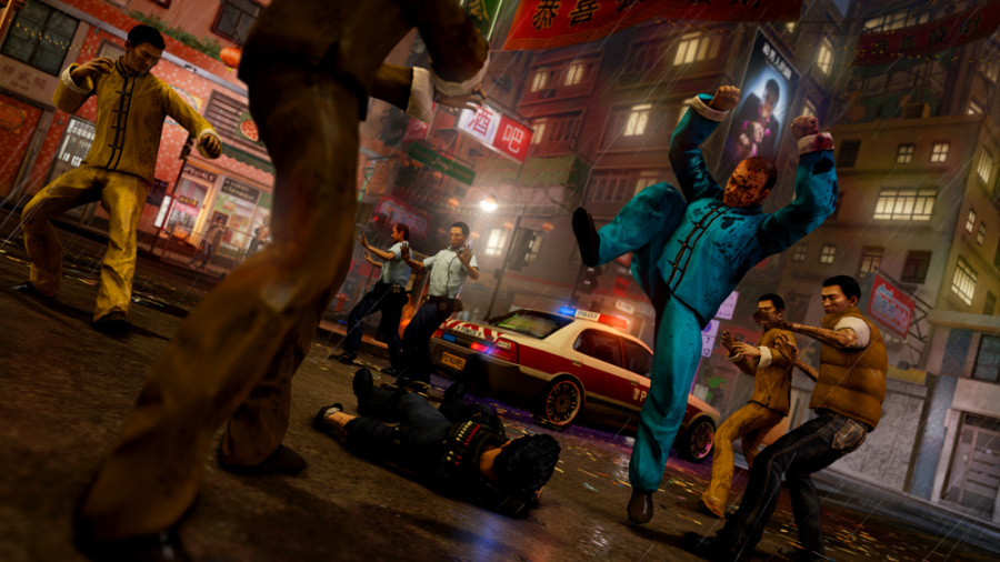 Sleeping Dogs: Definitive Edition Review - Screenshot 1 of 3