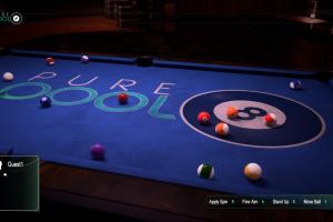 Pure Pool Screenshot