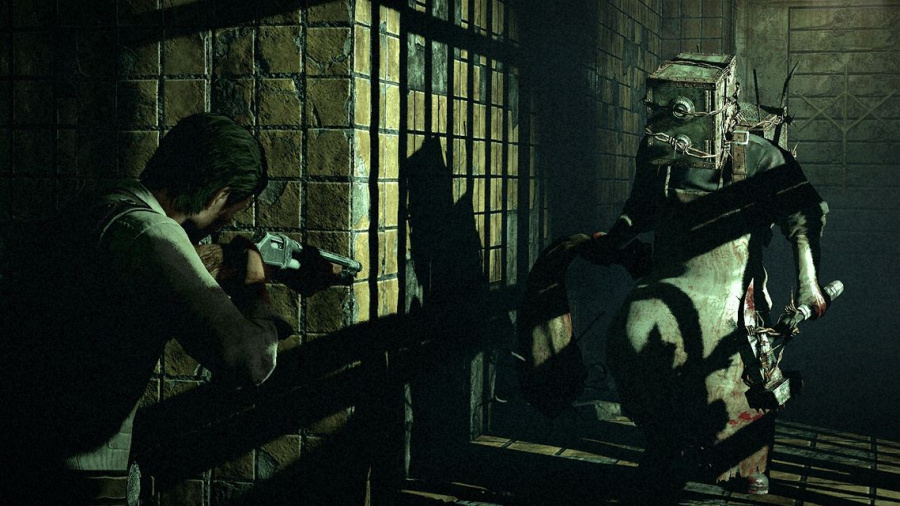 The Evil Within Review - Screenshot 1 of 4