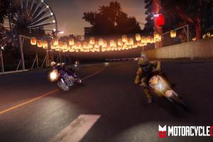 Motorcycle Club Screenshot