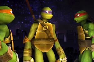 Teenage Mutant Ninja Turtles: Danger of the Ooze Screenshot