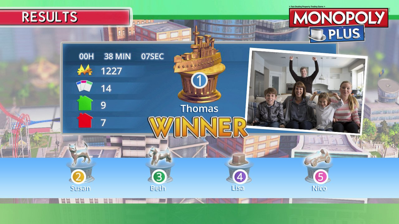 MONOPOLY Plus Pi P Winner EMEA