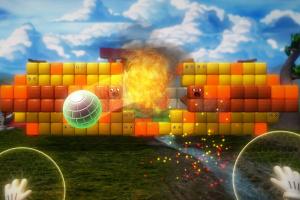 Boom Ball for Kinect Screenshot