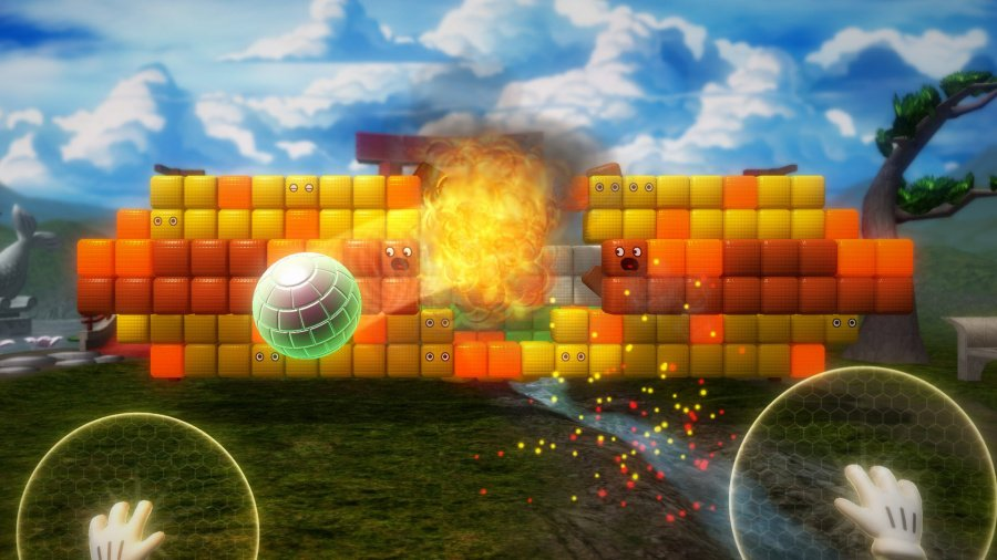 Boom Ball for Kinect Review - Screenshot 1 of 3